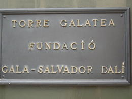Salvador Dalí museum, Rosane - August 2013