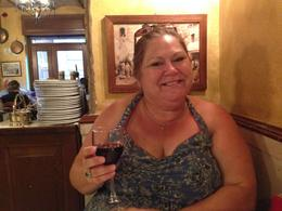 Enjoying Rome's best food... , MammaKate - July 2014