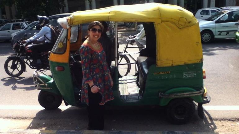 Gandhi's Delhi Small Group Adventure Tour - New Delhi