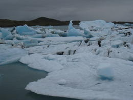 Jokulsarlon glacial lagoon , Corey - August 2012