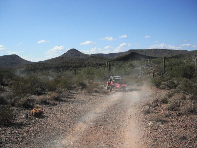 More Dust! - Phoenix