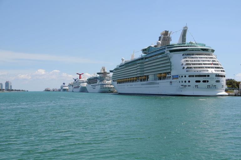 Port of Miami - Miami