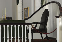 Original chair inside Congress Hall. , sancfab - April 2011