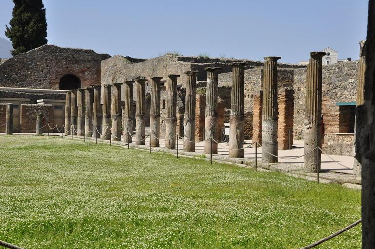 Relajamiento de siempre - Rome