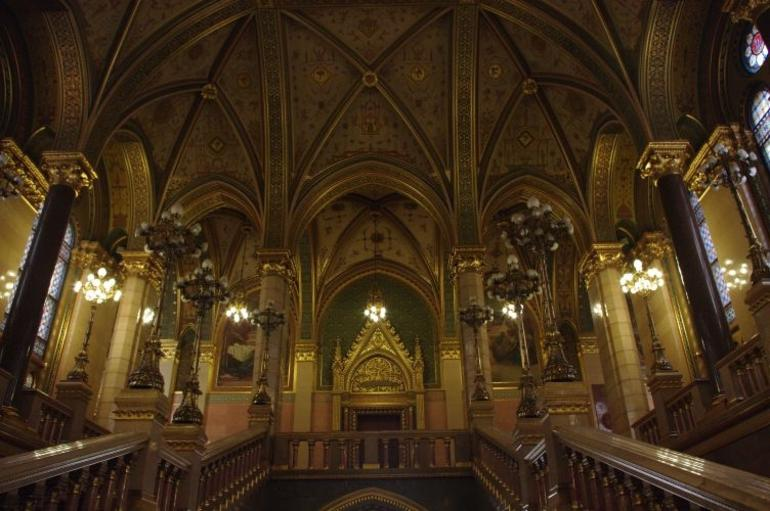 Stunning interior decorations - Budapest