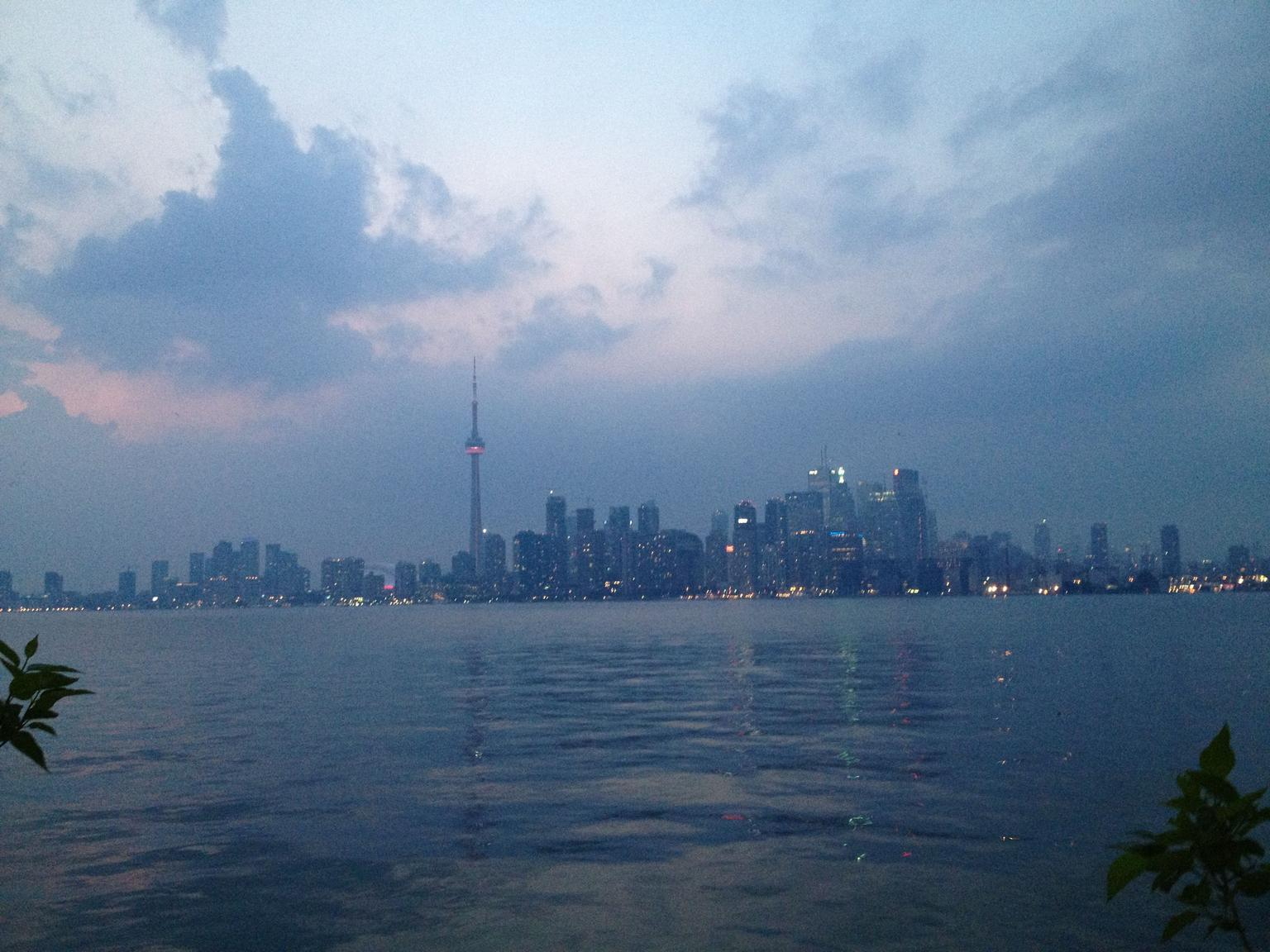 MÁS FOTOS, Toronto Islands Evening Bike Tour
