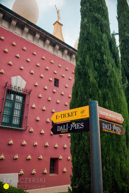The Dali Museum in Figueres, Spain. , Kasia C - July 2013