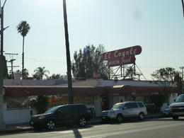 Where Sharon Tate had her last meal before Manson's family murdered her, JennyC - February 2012