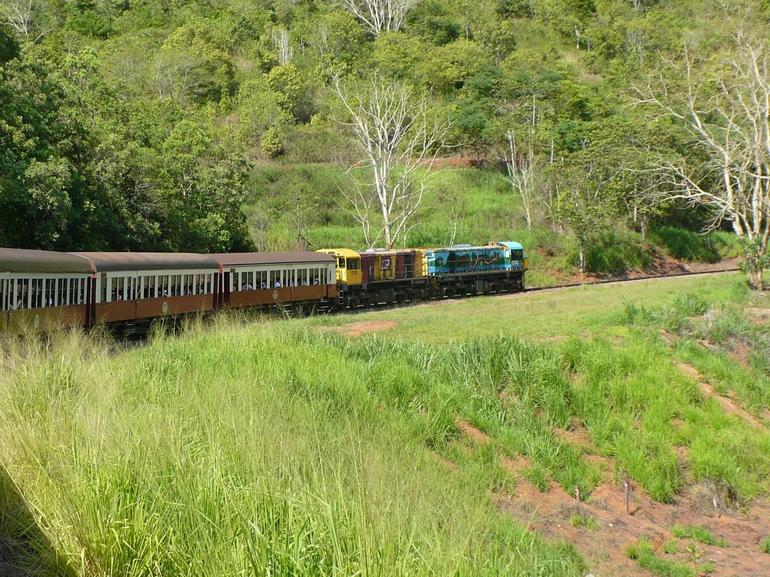 Kuranda railway day trip - Port Douglas