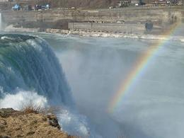 Amazing rainbow views and unsurvivable falls! - April 2008