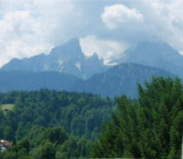 Even on an overcast day, the view from Hitler's retreat is stunning. , Savvy Sightseer - August 2014
