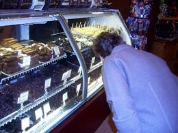 The famous chocolate shop in San Francisco., Mandy D - November 2007