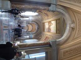Vatican Museum , SUSAN L R - October 2016