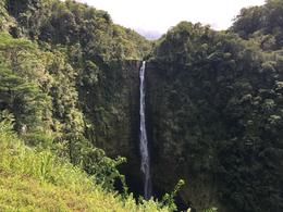 Akeka Falls , Dana F - July 2017