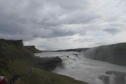 Gulfoss waterfall , bozenawow - September 2017
