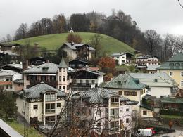 Lovely town of Berchtesgaden , Carlos A - November 2017