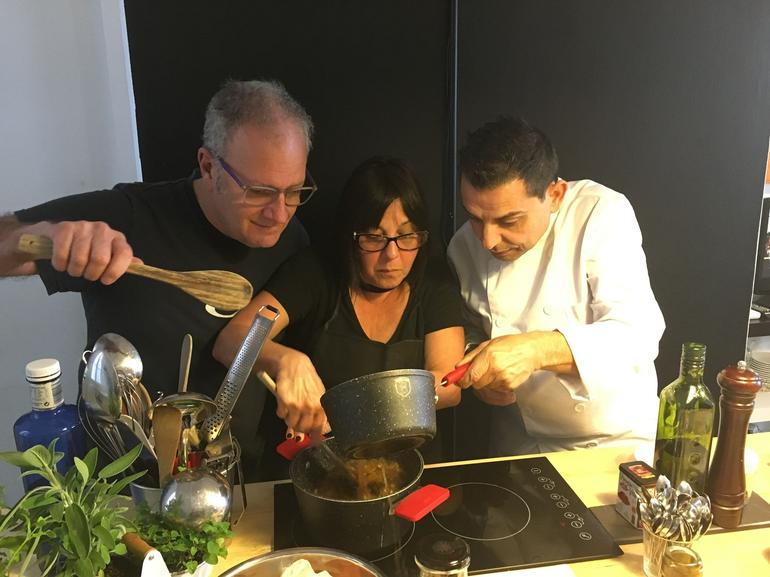 Mediterranean Cooking Class in Barcelona photo 26