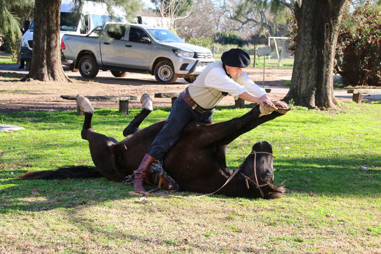Gaucho Day Tour Ranch in San Antonio de Areco from Buenos Aires photo 18