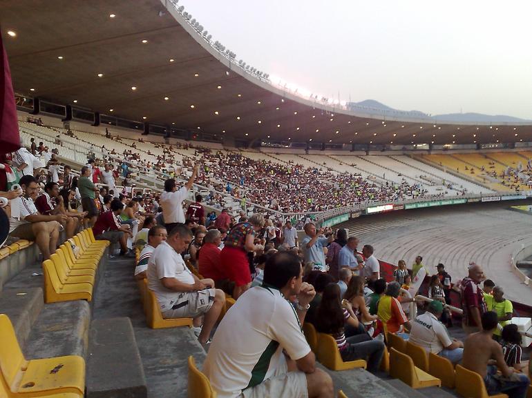 Rio de Janeiro Soccer - Rio de Janeiro