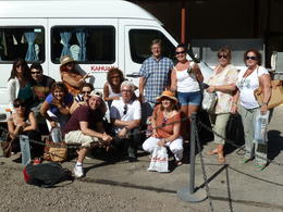 Our fellow wine tasters for the trip , panthersman - April 2014