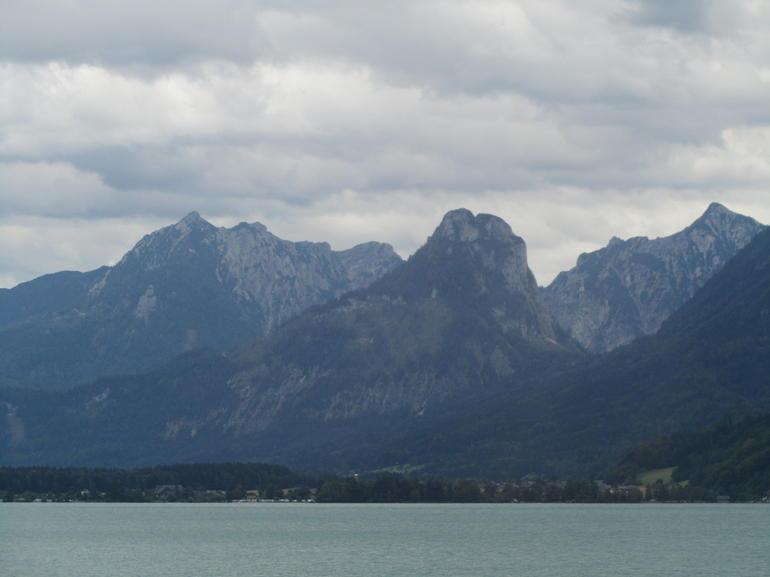 Austrian Alps - Vienna