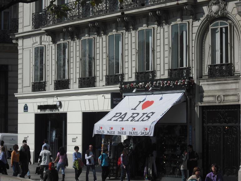 Avenue des Champs-Elysées - Paris