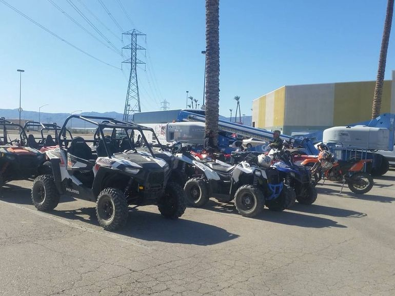 Hidden Valley and Primm Extreme Dirt Bike Tour photo 32