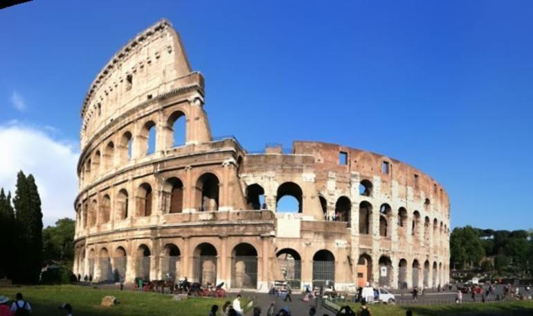 Colosseo in Rome - Rome