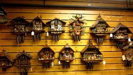 Coo Coo Clocks , Gili.I - September 2013