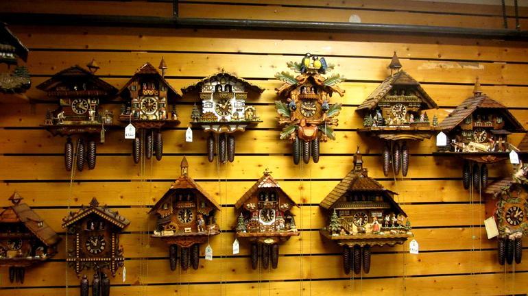 Coo Coo Clocks - Zurich