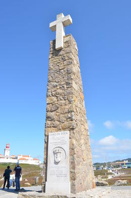 Cabo da Roca -- the very west point of Europe. , BorisNY - October 2011
