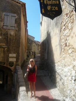 Exploring Eze Old Town, AlexB - June 2012