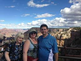 Both me and my husband really enjoyed the South rim tour. You need to be there and see to believe the views of the Canyon. Bus trip a little long from Vegas but still worth the trip. , Rosetta A - September 2014