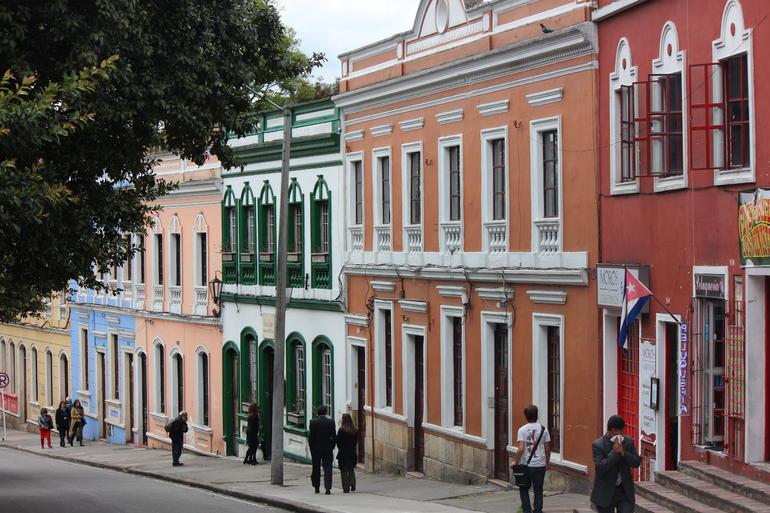 Houses - Bogot�