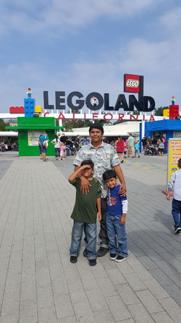 The kids at Legoland. We had so much fun!, JessM - October 2015