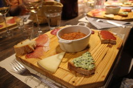 Meat and Cheese Appetizer , Merrill V - May 2016