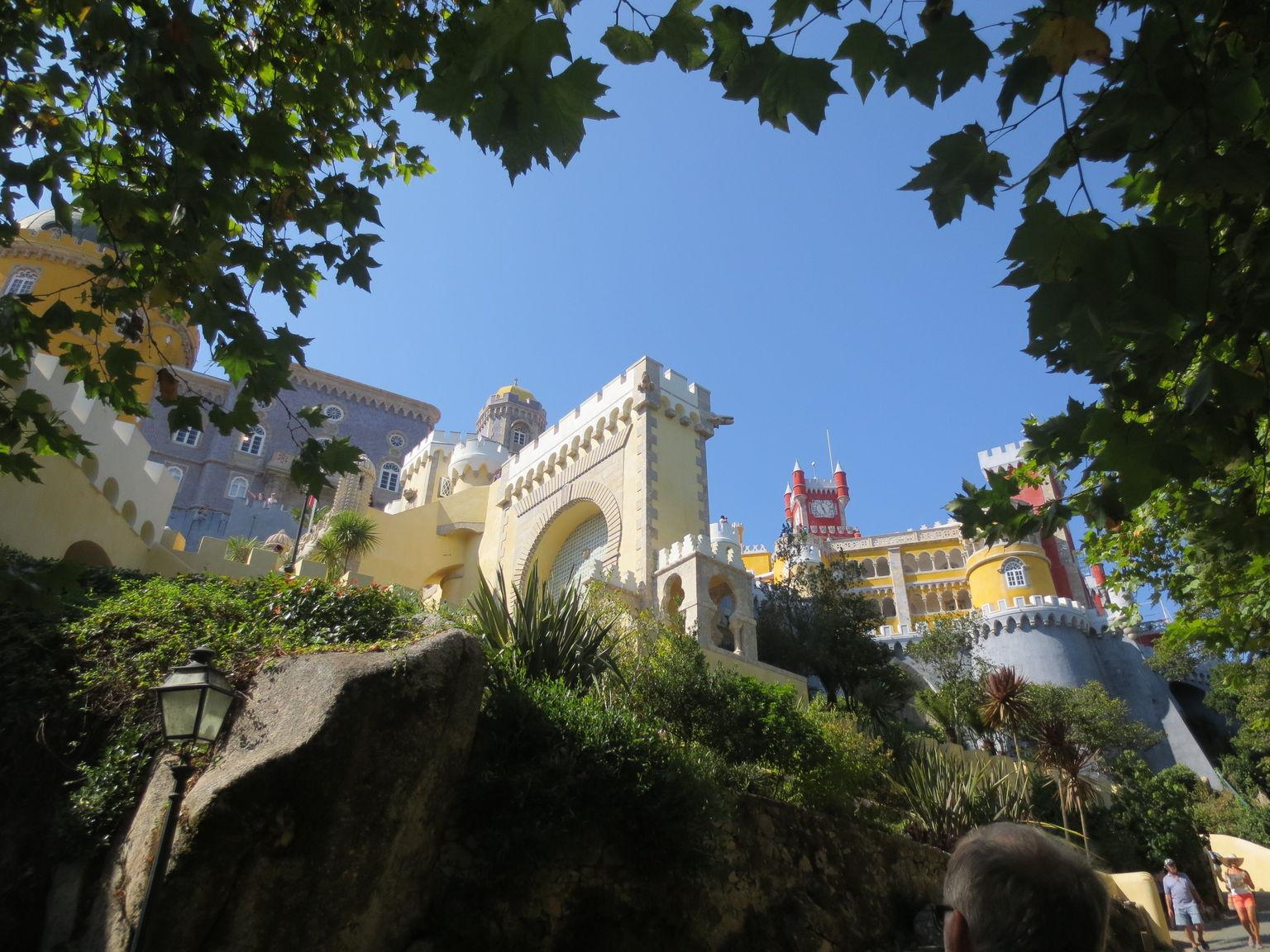 MÁS FOTOS, Tour de medio dia al Palacio da Pena, Sintra y Cascais desde Lisboa