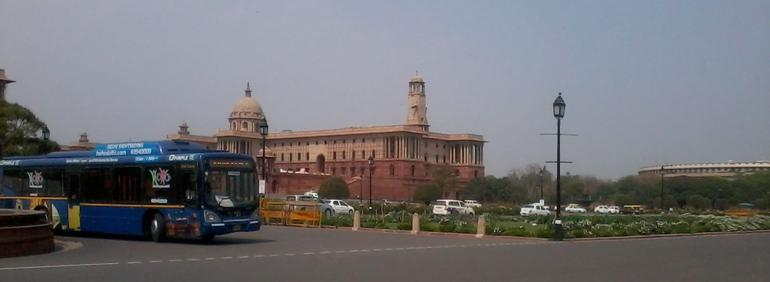 President House - New Delhi