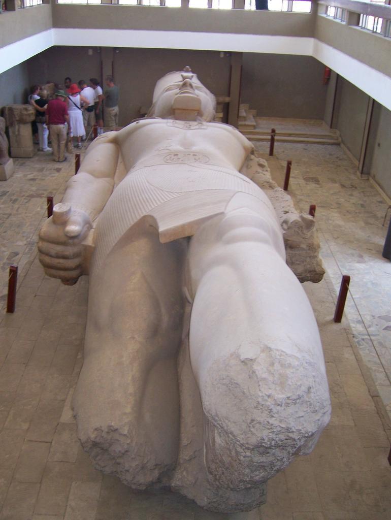 Ramses II - Cairo