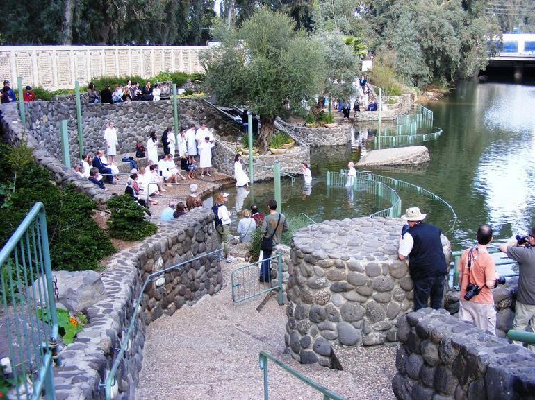 River Jordan - Tel Aviv