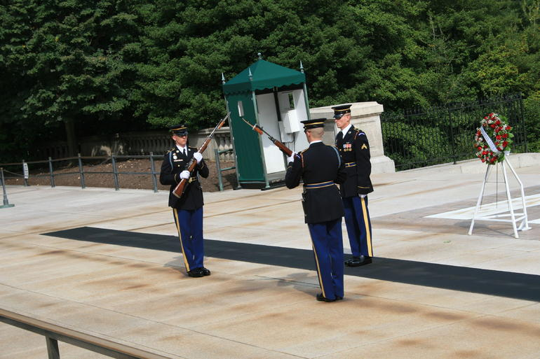 Tomb of the Unknown Soldiers*