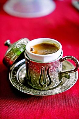 Turkish Coffee , Rebecca L - September 2015