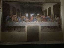 Da Vinci's Last Supper , Alan B - January 2017