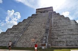 Chichen Itza, Il castillo , Emily S - March 2017