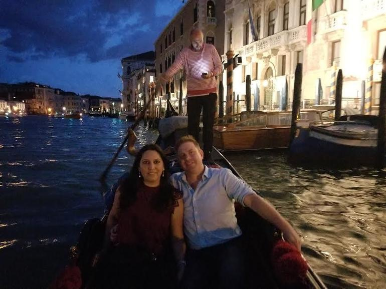 Private Tour: Venice Gondola Ride with Serenade photo 9