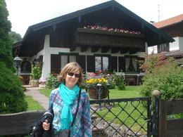 One of the lovely homes on Fraueninsel Island., David F - July 2010