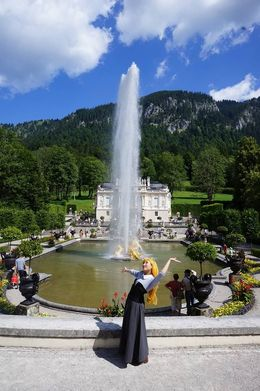 Impressive fountains , Anita - August 2015