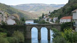 Bridge across Douro river , Alla B - May 2016