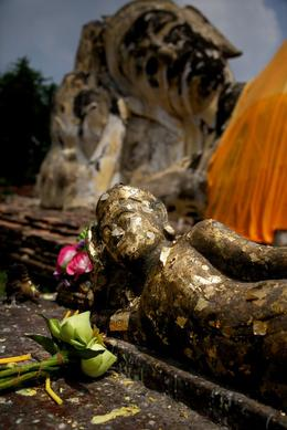 Big Reclining Buddha! , Deana J - November 2013
