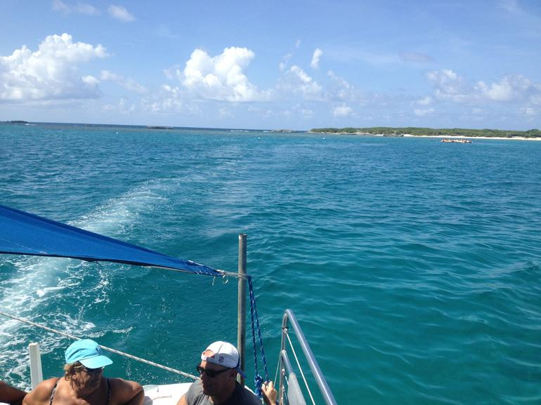 boat - San Juan